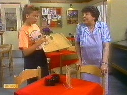 Bronwyn Davies, Edith Chubb in Neighbours Episode 0883