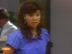 Bank Staff in Neighbours Episode 0883