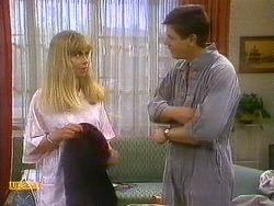 Jane Harris, Joe Mangel in Neighbours Episode 0883