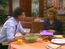 Des Clarke, Penelope Porter in Neighbours Episode 0883