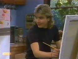 Nick Page in Neighbours Episode 0884