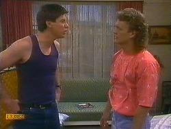 Joe Mangel, Henry Ramsay in Neighbours Episode 0884