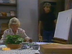 Helen Daniels, Nick Page in Neighbours Episode 0884