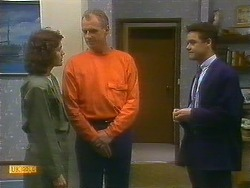 Beverly Robinson, Jim Robinson, Paul Robinson in Neighbours Episode 0885