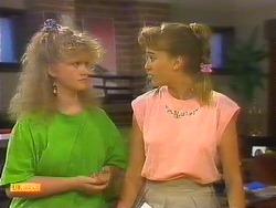 Sharon Davies, Bronwyn Davies in Neighbours Episode 0886