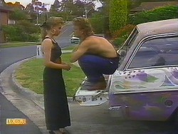 Bronwyn Davies, Henry Ramsay in Neighbours Episode 0887