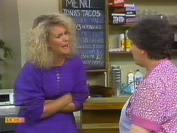 Noelene Mangel, Edith Chubb in Neighbours Episode 0887