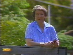 Edith Chubb in Neighbours Episode 0887