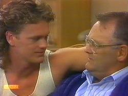 Henry Ramsay, Harold Bishop in Neighbours Episode 0889