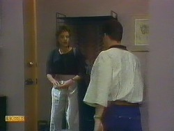 Gail Robinson, Paul Robinson in Neighbours Episode 0890