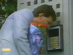 Des Clarke in Neighbours Episode 0892