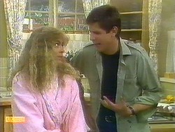 Jane Harris, Joe Mangel in Neighbours Episode 0892