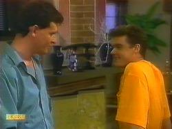 Des Clarke, Paul Robinson in Neighbours Episode 0892