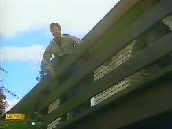 Joe Mangel in Neighbours Episode 0892