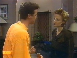 Paul Robinson, Gail Robinson in Neighbours Episode 0893