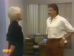 Rosemary Daniels, Mark Granger in Neighbours Episode 0893