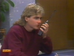 Nick Page in Neighbours Episode 0893