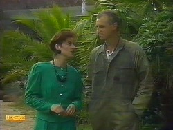 Gail Robinson, Jim Robinson in Neighbours Episode 0896