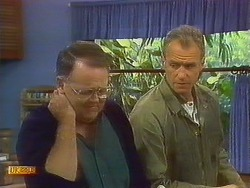 Harold Bishop, Jim Robinson in Neighbours Episode 0896