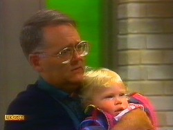 Harold Bishop, Sky Mangel in Neighbours Episode 0896