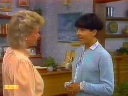 Helen Daniels, Hilary Robinson in Neighbours Episode 0897