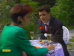 Gail Robinson, Paul Robinson in Neighbours Episode 0897