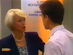 Rosemary Daniels, Paul Robinson in Neighbours Episode 0897