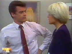 Paul Robinson, Rosemary Daniels in Neighbours Episode 0898