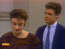 Gail Robinson, Paul Robinson in Neighbours Episode 0898