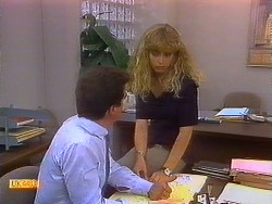 Paul Robinson, Jane Harris in Neighbours Episode 0898