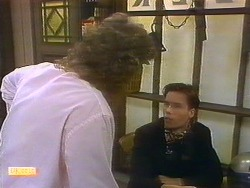 Henry Ramsay, Mike Young in Neighbours Episode 0898