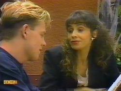 Scott Robinson, Madeline Price in Neighbours Episode 0899