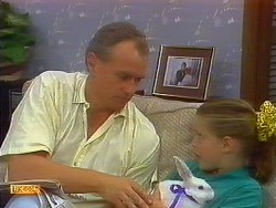 Jim Robinson, Rupert, Katie Landers in Neighbours Episode 0899
