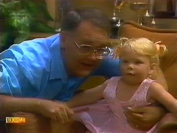Harold Bishop, Sky Mangel in Neighbours Episode 0899