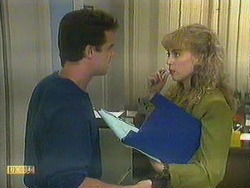 Paul Robinson, Jane Harris in Neighbours Episode 0902
