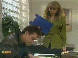 Paul Robinson, Jane Harris in Neighbours Episode 0903