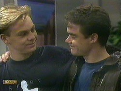 Scott Robinson, Paul Robinson in Neighbours Episode 0903