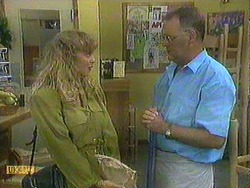 Jane Harris, Harold Bishop in Neighbours Episode 0904