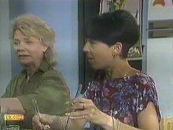 Helen Daniels, Hilary Robinson in Neighbours Episode 0906