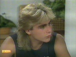 Nick Page in Neighbours Episode 0906