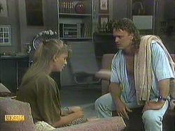 Bronwyn Davies, Henry Ramsay in Neighbours Episode 0906