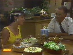 Kerry Bishop, Harold Bishop in Neighbours Episode 0909