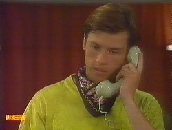 Mike Young in Neighbours Episode 0910