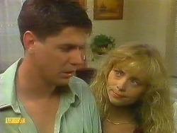 Joe Mangel, Jane Harris in Neighbours Episode 0911