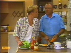 Scott Robinson, Harold Bishop in Neighbours Episode 0912