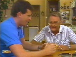 Des Clarke, Harold Bishop in Neighbours Episode 0914