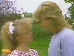 Sharon Davies, Nick Page in Neighbours Episode 0915