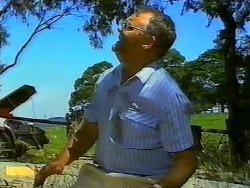 Harold Bishop in Neighbours Episode 0917