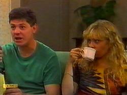 Joe Mangel, Jane Harris in Neighbours Episode 0917