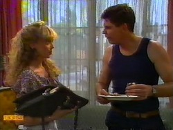 Jane Harris, Joe Mangel in Neighbours Episode 0918